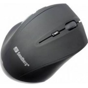 Mouse Wireless Sandberg Pro USB 1600dpi Black