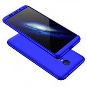 GKK 360 Protection telefon tok hátlap tok Első és hátsó tok telefon tok hátlap az egész testet fedő Xiaomi redmi 5 Plus / redmi 5 NOTE (egyetlen kamera), kék