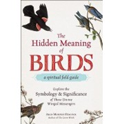 The Hidden Meaning of Birds--A Spiritual Field Guide: Explore the Symbology and Significance of These Divine Winged Messengers, Paperback/Arin Murphy-Hiscock