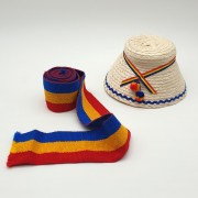 Brau Traditional Copii Tricolor