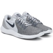 Nike LUNAR APPARENT Running Shoes For Men(Grey, Silver)