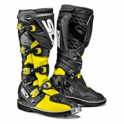 Sidi Crosslaarzen X-Treme Yellow Fluor/Black-43 (EU)