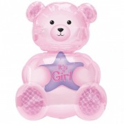 Balon folie ursulet It s a girl