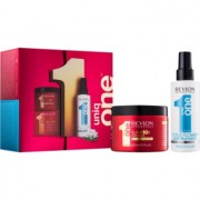 Uniq One All In One Lotus Flower Hair Treatment lote cosmético V.