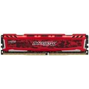 Memorias RAM 16GB DDR4 3000 1X288 UDIMM CL15 1.2V BALLISTIX SPORT LT RE