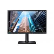 "Samsung SE450 Series S24E450F - Monitor LED - 24"" - 1920 x 1080 Full HD (1080p) - TN - 250 cd/m² - 1000:1 - 5 ms - HDMI, DVI-I,"