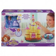 Sofia the First - 2-in-1 Palatul Plutitor BDK61 set de joaca