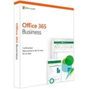 Office 365 Business - PC/ Mac/iOS/Android - 1 utilisateur - Abonnement 1 an