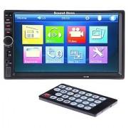 Soundboss 2Din Bluetooth Car Video Player 7 Hd Touch Screen Stereo Radio