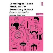 Learning to Teach Music in the Secondary School by Carolyn Cooke & ...