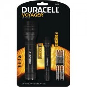 Duracell 2Pk 50 & 70 Lumen VOYAGER EASY Torch (DUo-e)