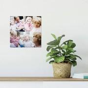 YourSurprise Foto op aluminium - Geborsteld (ChromaLuxe) - 20 x 20
