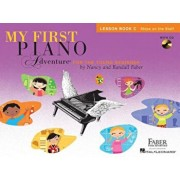 My First Piano Adventure, Lesson Book C, Skips on the Staff: For the Young Beginner, Paperback/Nancy Faber