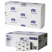 Servetele Z expres soft Premium Tork ,100 buc/set , 21,2*34 cm
