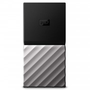 Western Digital My Passport SSD 1TB WDBKVX0010PSL Type-C USB 3.1 - Silver