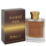 Hugo Boss Baldessarini Ambre Oud Eau De Parfum Spray 3 oz / 88.72 mL Men's Fragrances 543611