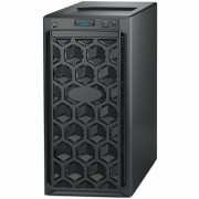DELL EMC PowerEdge T140 4x 3.5, Intel Xeon E-2134 3.5GHz, 8M cache, 4C/8T, turbo (71W), 16GB 2666MT/s DDR4, 4TB 7.2K RPM NLSAS 12Gbps 512n 3.5in, iDrac9 Basic, PERC H330 RAID, TPM 1.2, DVDRW SATA, On-
