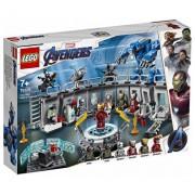LEGO Super Heroes, Iron Man - Sala Armurilor 76125