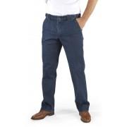 Jeans mit Schiebbund, Farbe bluestone, Gr. 56