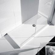 Novellini Receveur de douche 160x90 Olympic Plus Glossy White - H 12,5