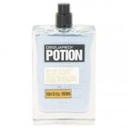Dsquared2 Potion Blue Cadet Eau De Toilette Spray (Tester) 3.4 oz / 100.55 mL Men's Fragrance 517158