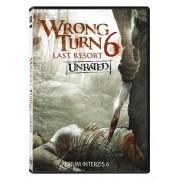 Wrong Turn 6:Last Resort - Drum interzis 6 (DVD)