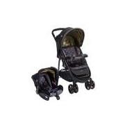 Carrinho de Bebê Travel System Nexus Preto - Cosco