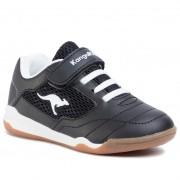 Обувки KANGAROOS - Race Yard Ev 18515 000 5012 Jet Black/White