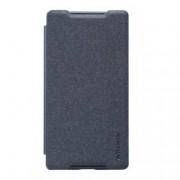 Husa flip Nillkin Sparkle pentru Sony Xperia Z5 Compact negru