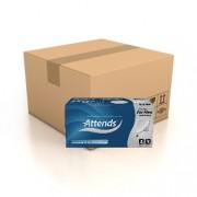 ATTENDS For Men 2 - Carton de 64 coquilles pour homme - Protection urinaire anatomique