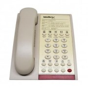 Telefone Analógico TH 10 Intelbrás - Semi-novo