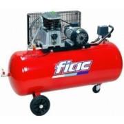 Compresor cu piston profesional FIAC tip AB150-410MC alimentare 220V rezervor 150l debit 410lmin 10 bar