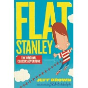 Flat Stanley, Paperback/Jeff Brown