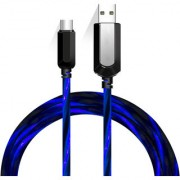 Generic Blue Lightning 8 Pin (iPhone) USB Cable