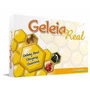 Geleia Real + Ginseng + Guaraná