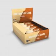 Myprotein Barrita Proteica Elite - 12 x 70g - Toffee y Vainilla
