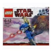 LEGO Star Wars Exclusive Mini Building Set #30004 Battle Droid on STAP Bagged