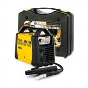 Saldatrice A Elettrodo Inverter Deca Sil 208 Professionale 80 Amp