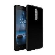 Candy tanak silikonski omot za Nokia 6, crna