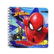 Notes so špirálou Spiderman