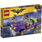 Конструктор ЛЕГО Батман - Жокера – невероятен лоурайдър, LEGO Batman Movie, 70906