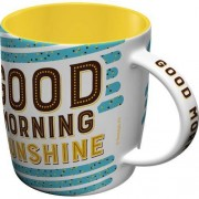 ART Mugg Retro 'Good Morning Sunshine'