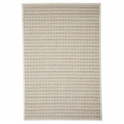 Floorita binnen/buitentapijt Stuoia - taupe - 155x230 cm - Leen Bakker