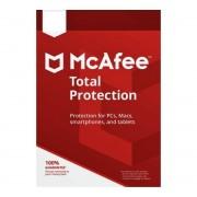 McAfee Total Protection 2020 Pełna wersja 5 Urządzeń 1 Rok