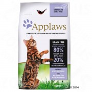 Applaws Adult z kurczakiem i kaczką - 2 kg