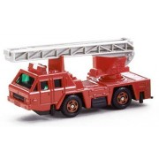 Tomica Nissan Diesel Ladder Fire Truck With 022 (Japan Import)