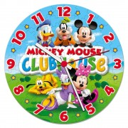 Puzzle Ceas - Mickey Mouse, 96 piese