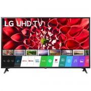 Televizor LED LG 55UN71003LB, 4K, 139 cm, Procesor Quad Core, Smart TV, CI+, Bluetooth, Wi-Fi, Clasa energetica A+, Negru
