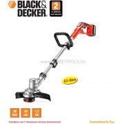 Black&Decker GLC3630L-QW Li-Ion akkumulátoros fűszegélyvágó