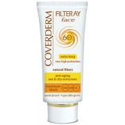 Coverderm Filteray Face Tinted SPF60 - 50ml / 1.7 fl oz